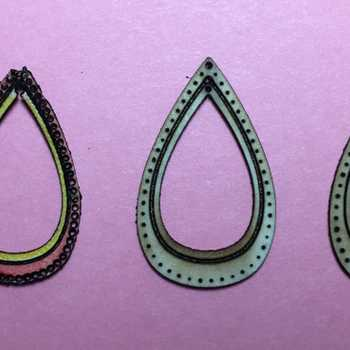 Pre Release: Leather Earrings