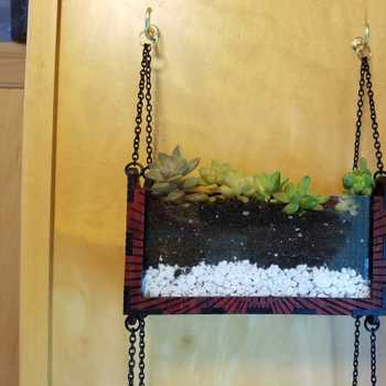 Beta Project: Multi-Tiered Hanging Planter Concept