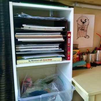 Beta Project: Kids Craft Station Media Tray
