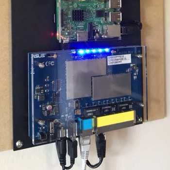 PiHole and Wifi Router Board